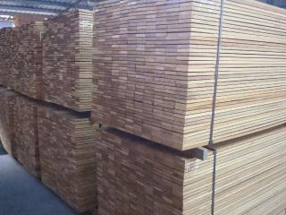 Click to view large - Teak Decking 18/24mm x 95/148mm x 6-12ft or longer