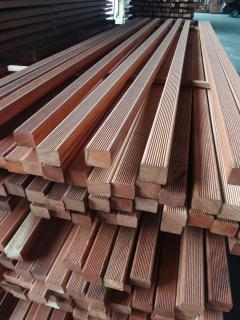 Click to view large - Merbau Decking 18/24mm x 98/148mm (E2E/S4S/Reeded)